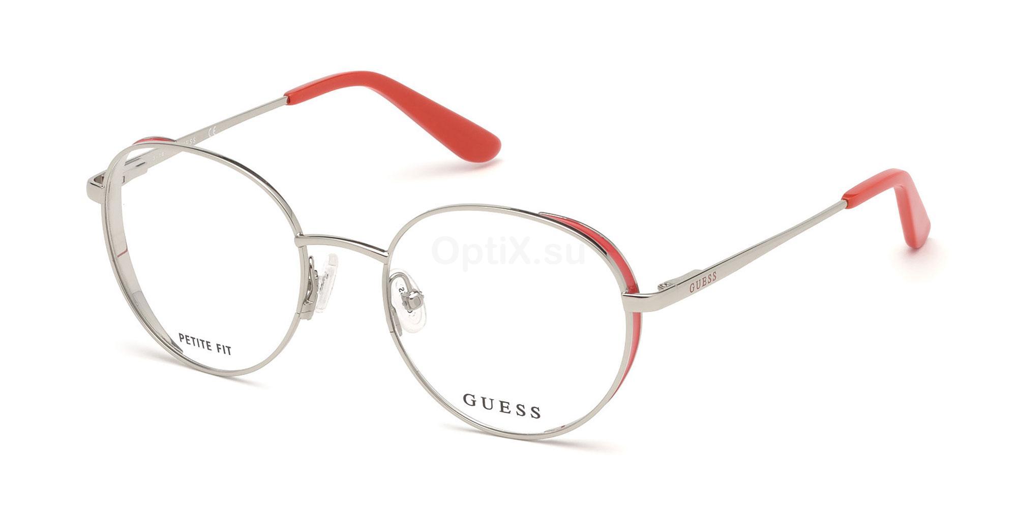 006 GU2700 Glasses, Guess