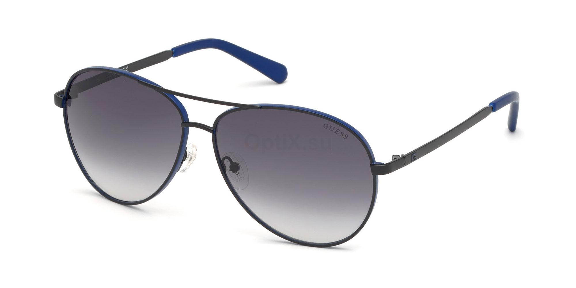 02B GU6948 Sunglasses, Guess