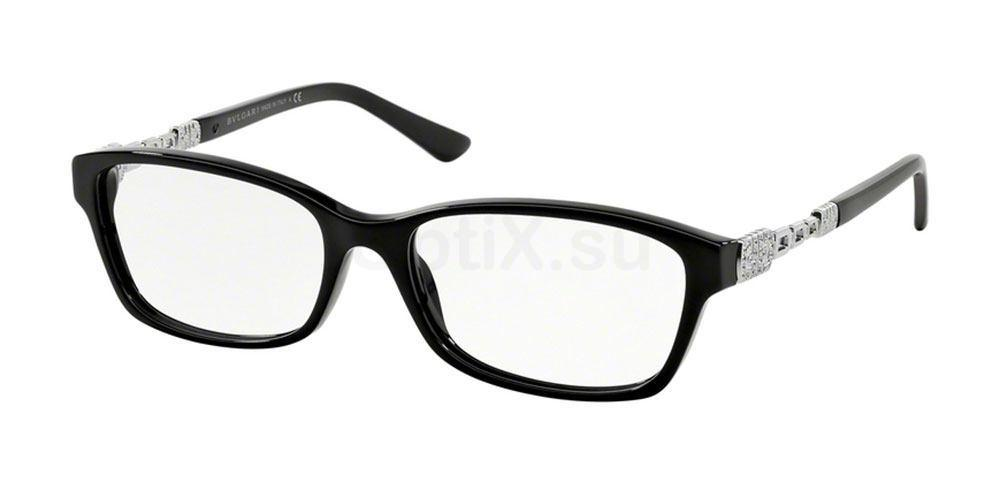 501 BV4061B Glasses, Bvlgari