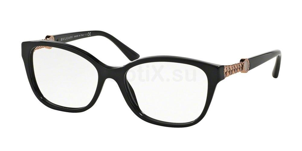 501 BV4109 Glasses, Bvlgari