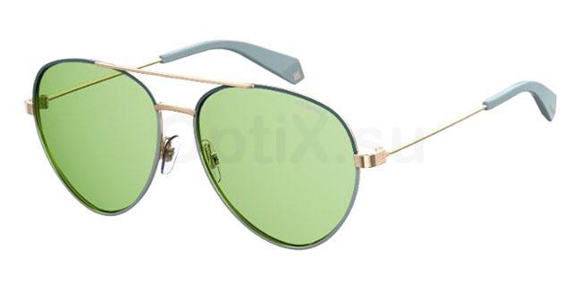 1ED (UC) PLD 6055/S Sunglasses, Polaroid