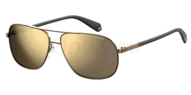 09Q (LM) PLD 2074/S/X Sunglasses, Polaroid
