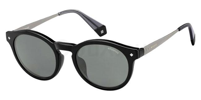 08A (M9) PLD 6081/G/CS Sunglasses, Polaroid