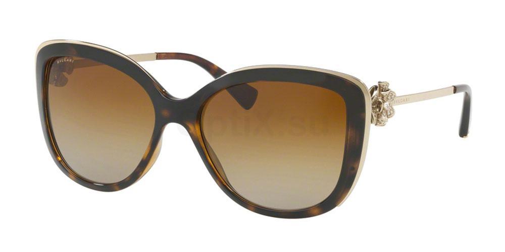 278/T5 BV6094B Sunglasses, Bvlgari