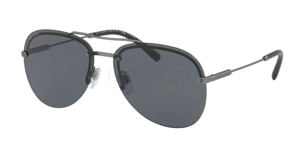 195/81 BV5044 Sunglasses, Bvlgari