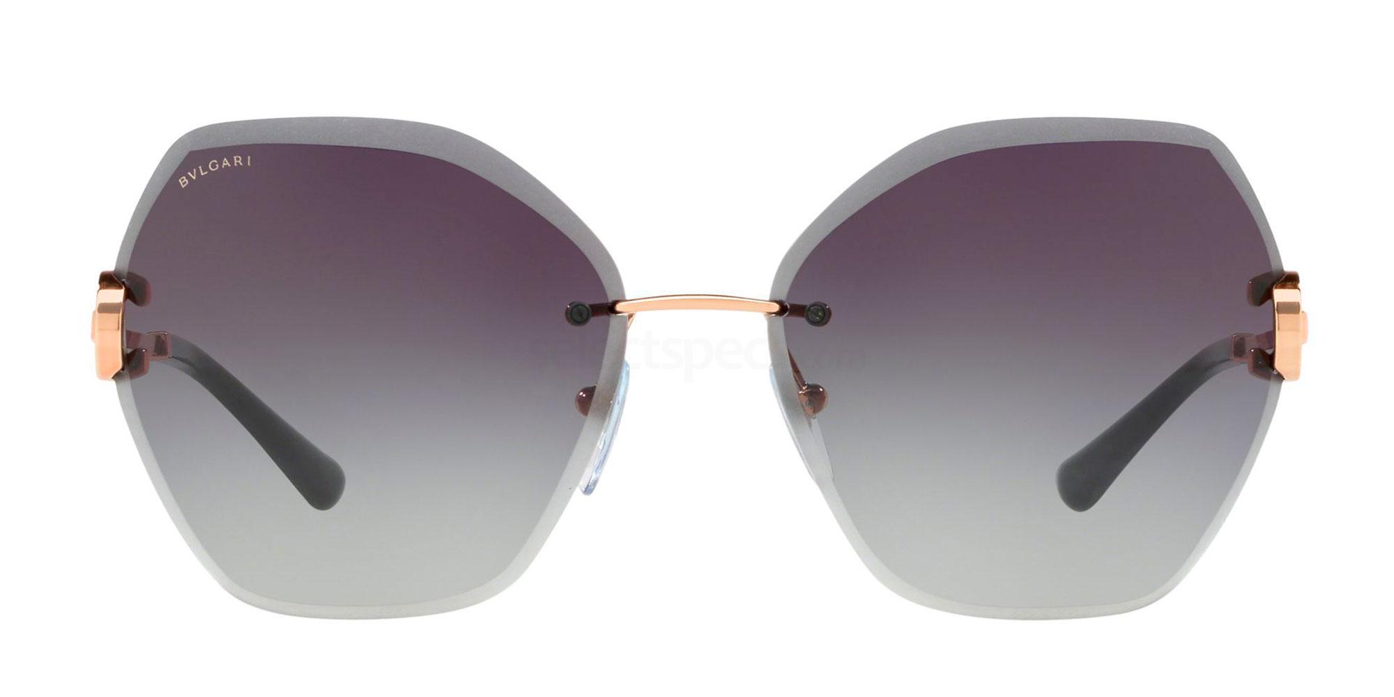 20148G BV6105B Sunglasses, Bvlgari