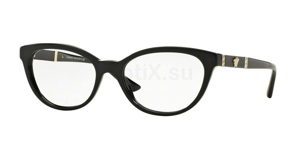 GB1 VE3219Q Glasses, Versace