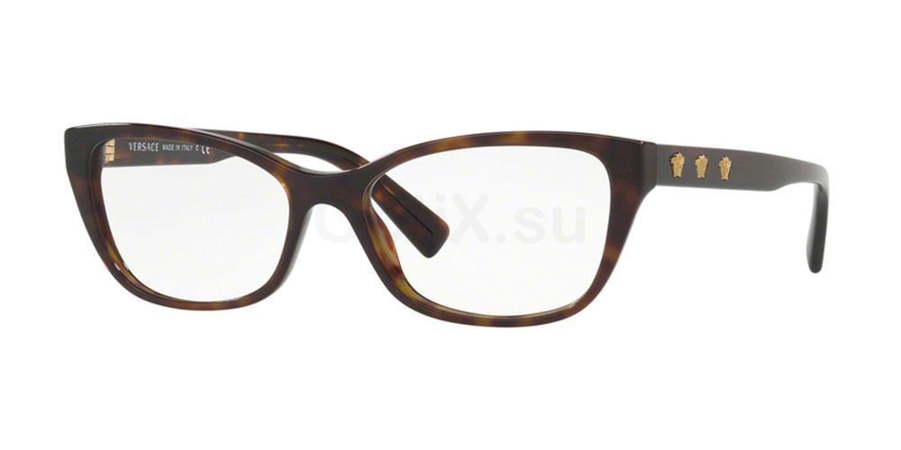 108 VE3249 Glasses, Versace