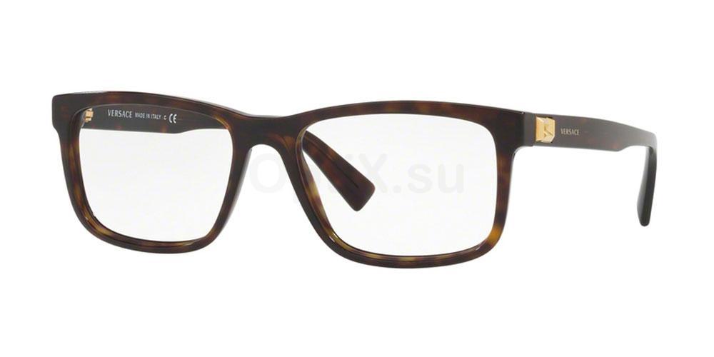108 VE3253 Glasses, Versace