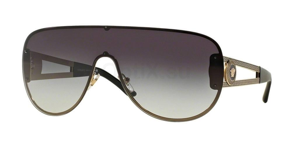12528G VE2166 Sunglasses, Versace