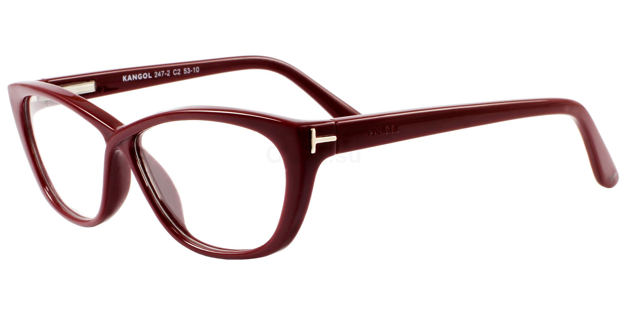 C2 247 Glasses, Kangol