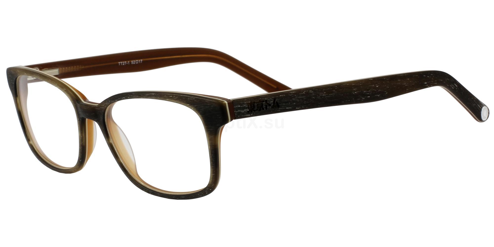 C1 TT27 Glasses, Tokyo Tom
