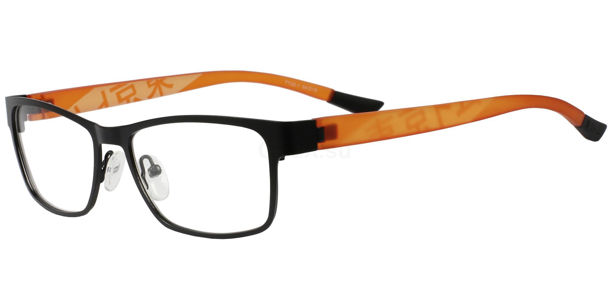 C1 TT32 Glasses, Tokyo Tom