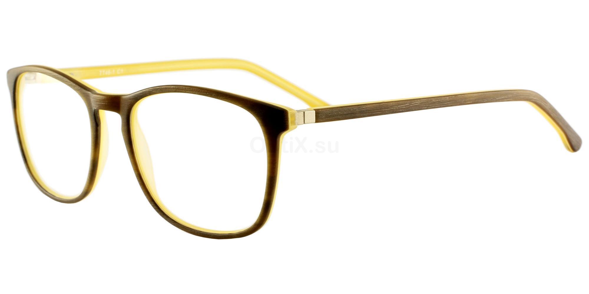 C1 TT46 Glasses, Tokyo Tom