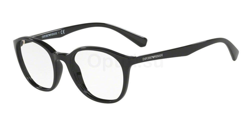 5017 EA3079 Glasses, Emporio Armani