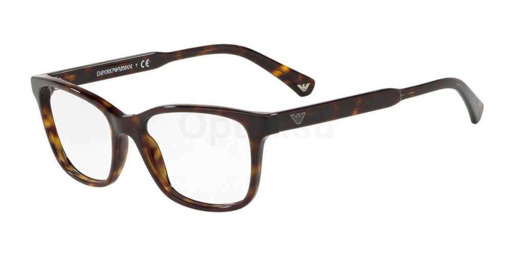 5026 EA3121 Glasses, Emporio Armani
