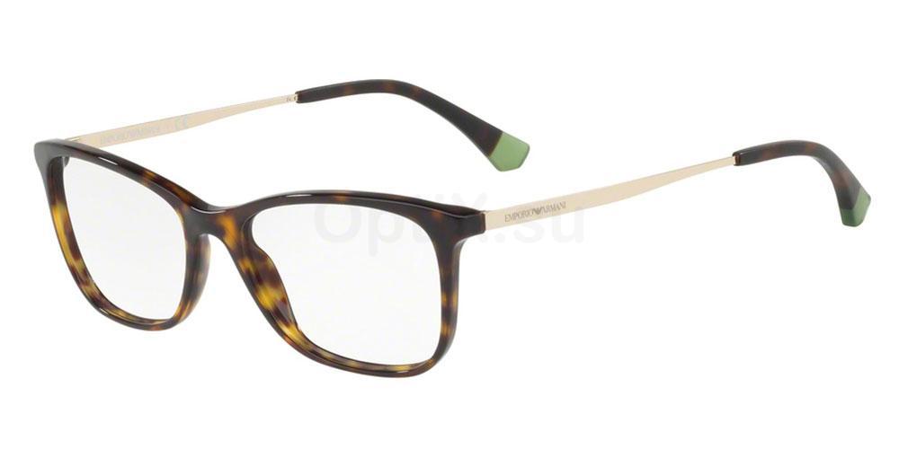 5089 EA3119 Glasses, Emporio Armani