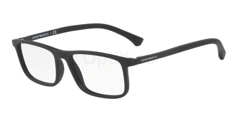 5063 EA3125 Glasses, Emporio Armani