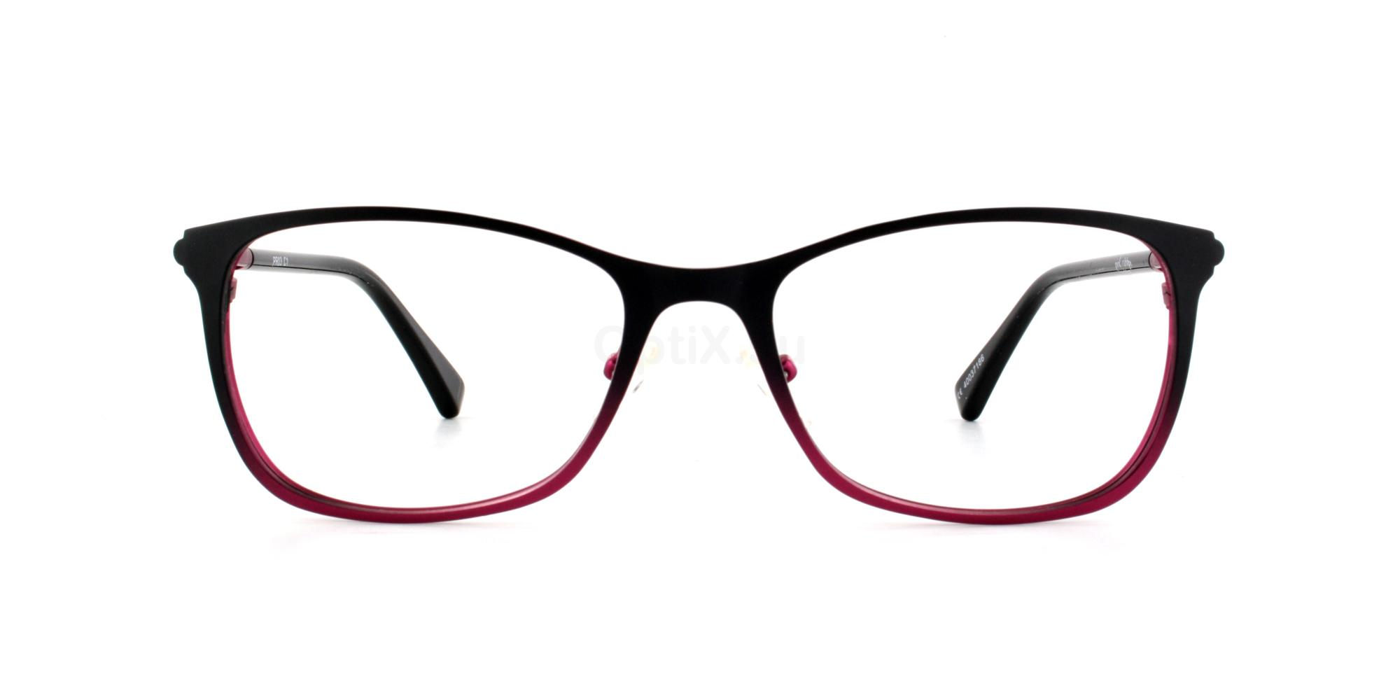 C1 03 Glasses, Pink Ribbon