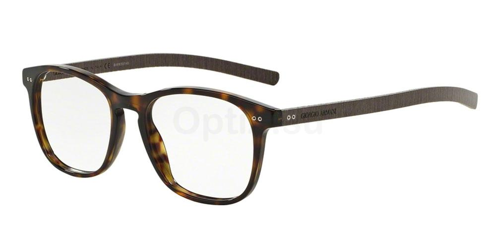 5026 AR7080 Glasses, Giorgio Armani