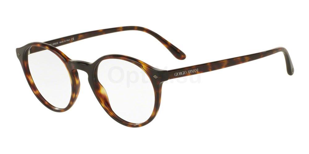 5026 AR7127 Glasses, Giorgio Armani