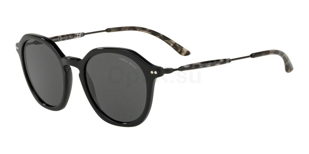 501787 AR8109 Sunglasses, Giorgio Armani