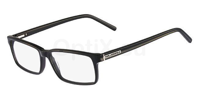 001 KL803 Glasses, Karl Lagerfeld