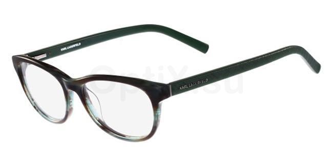 048 KL890 Glasses, Karl Lagerfeld