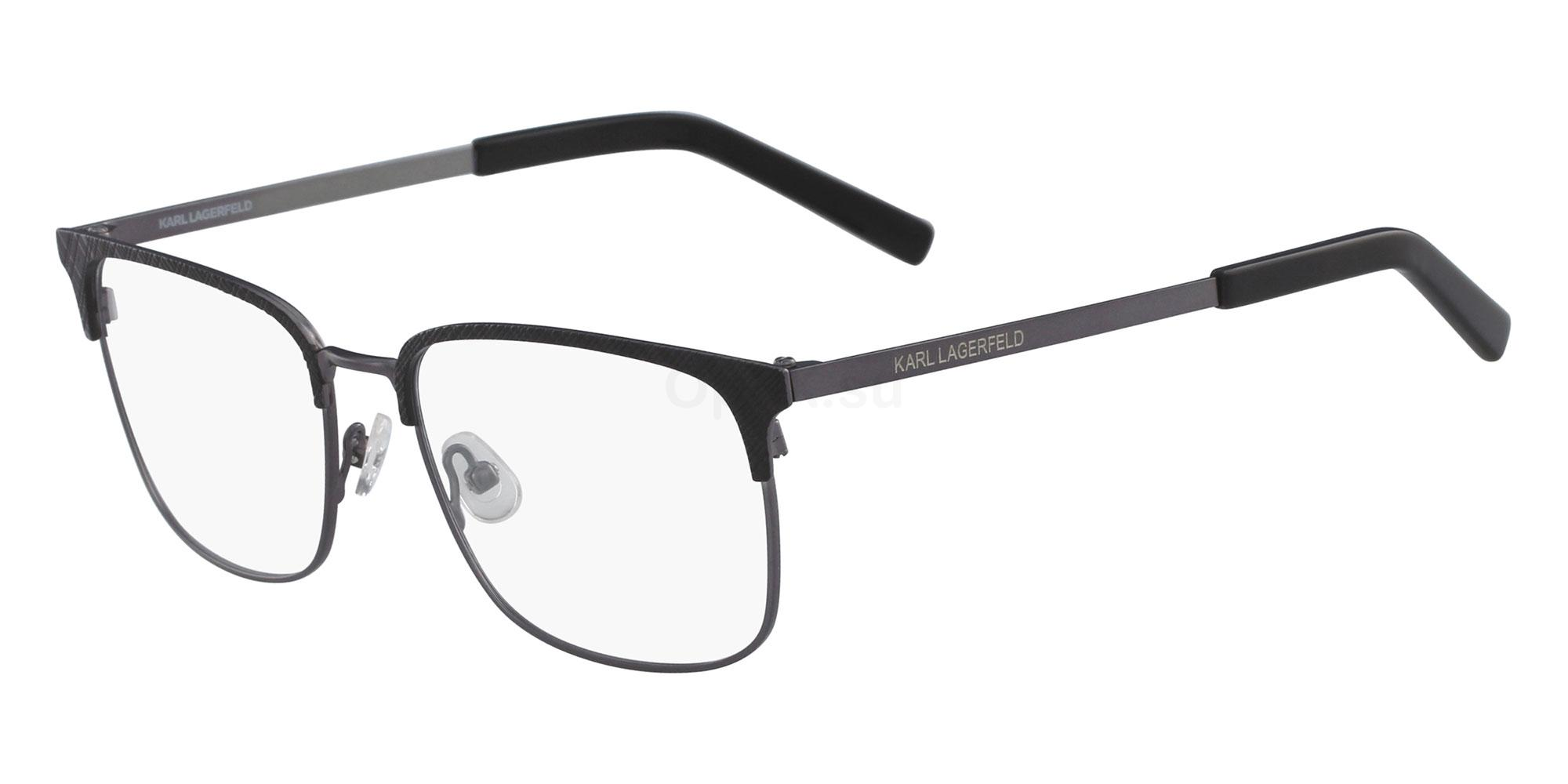 507 KL272 Glasses, Karl Lagerfeld