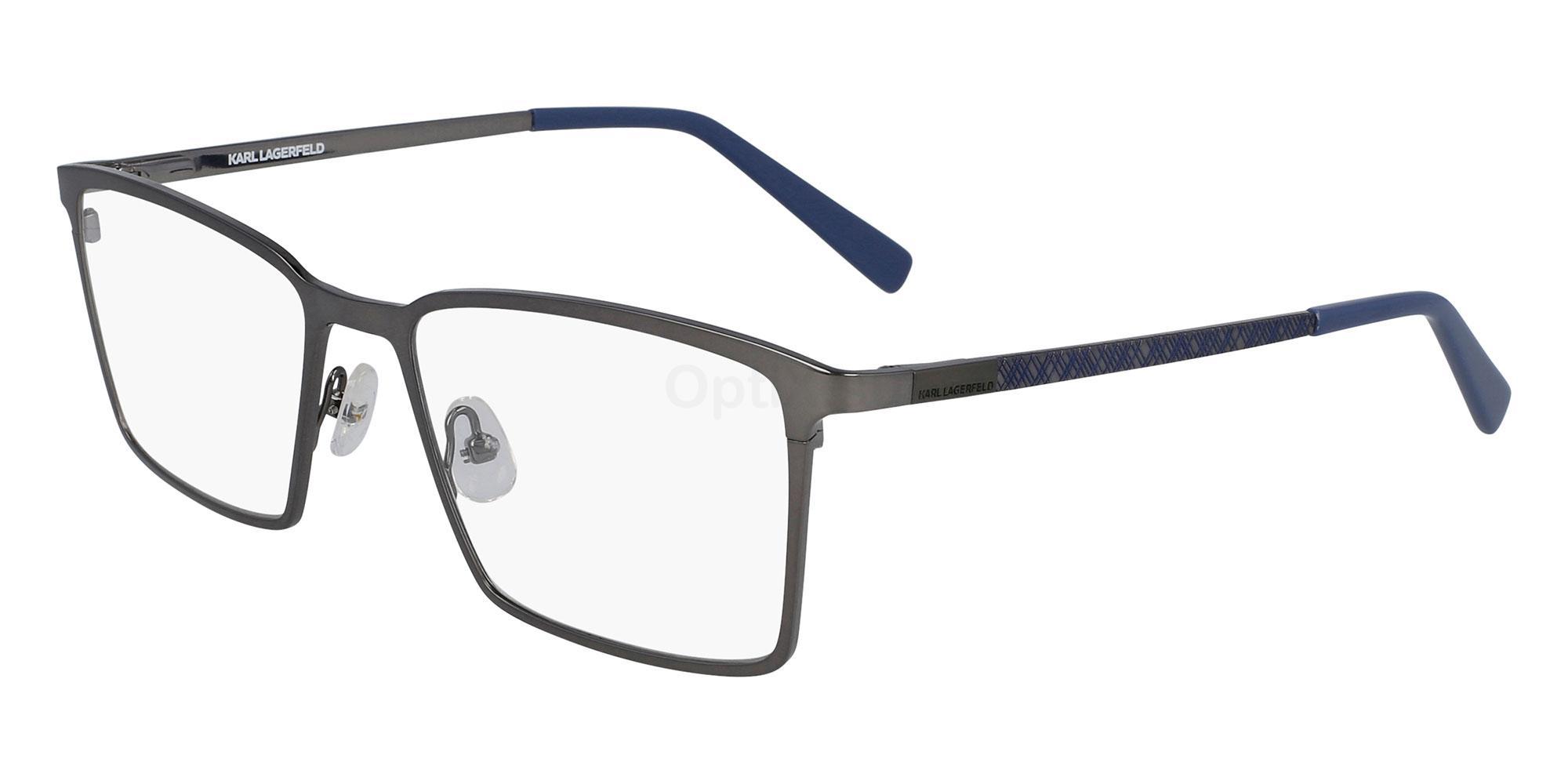 507 KL277 Glasses, Karl Lagerfeld