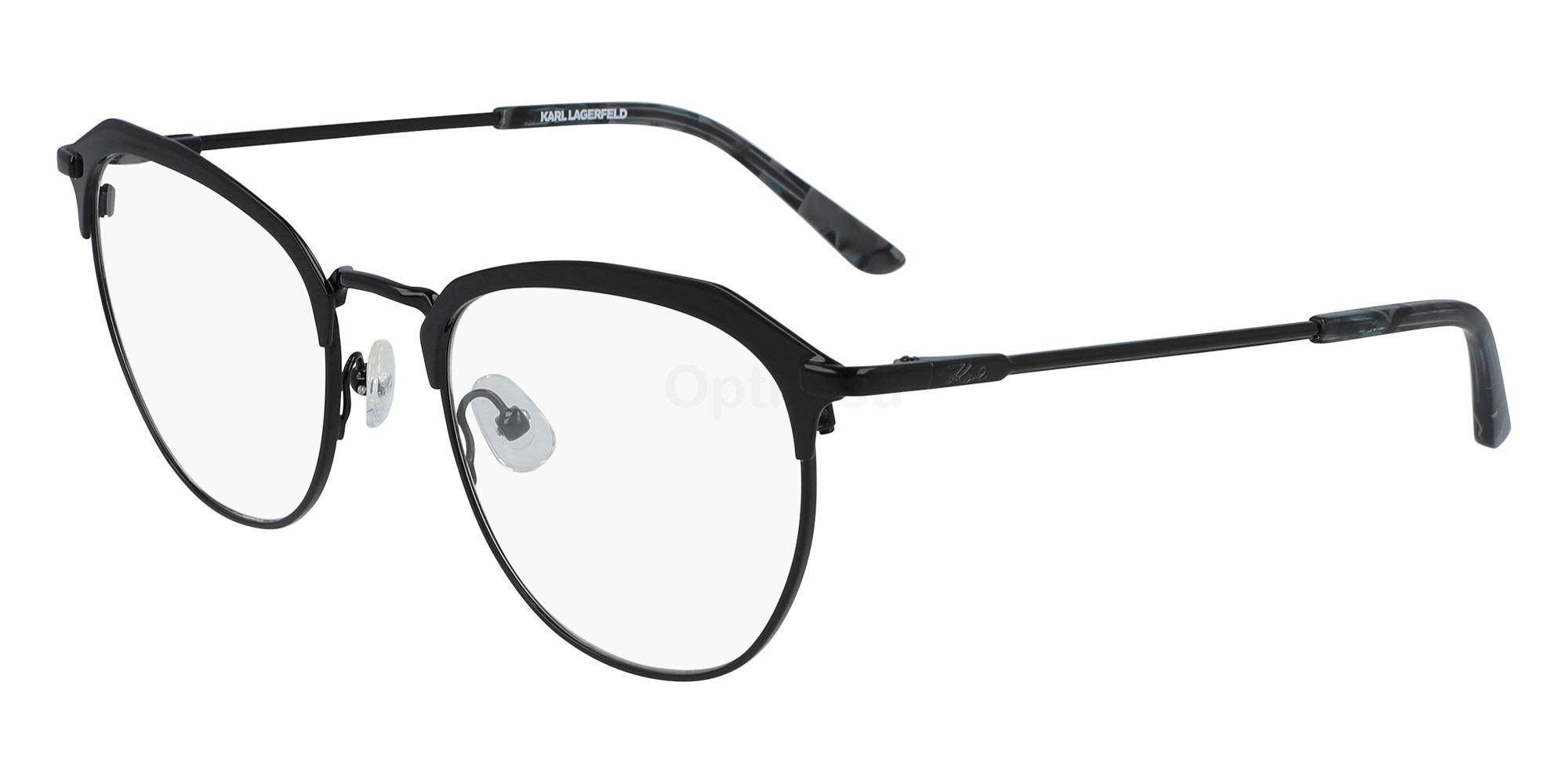 501 KL285 Glasses, Karl Lagerfeld