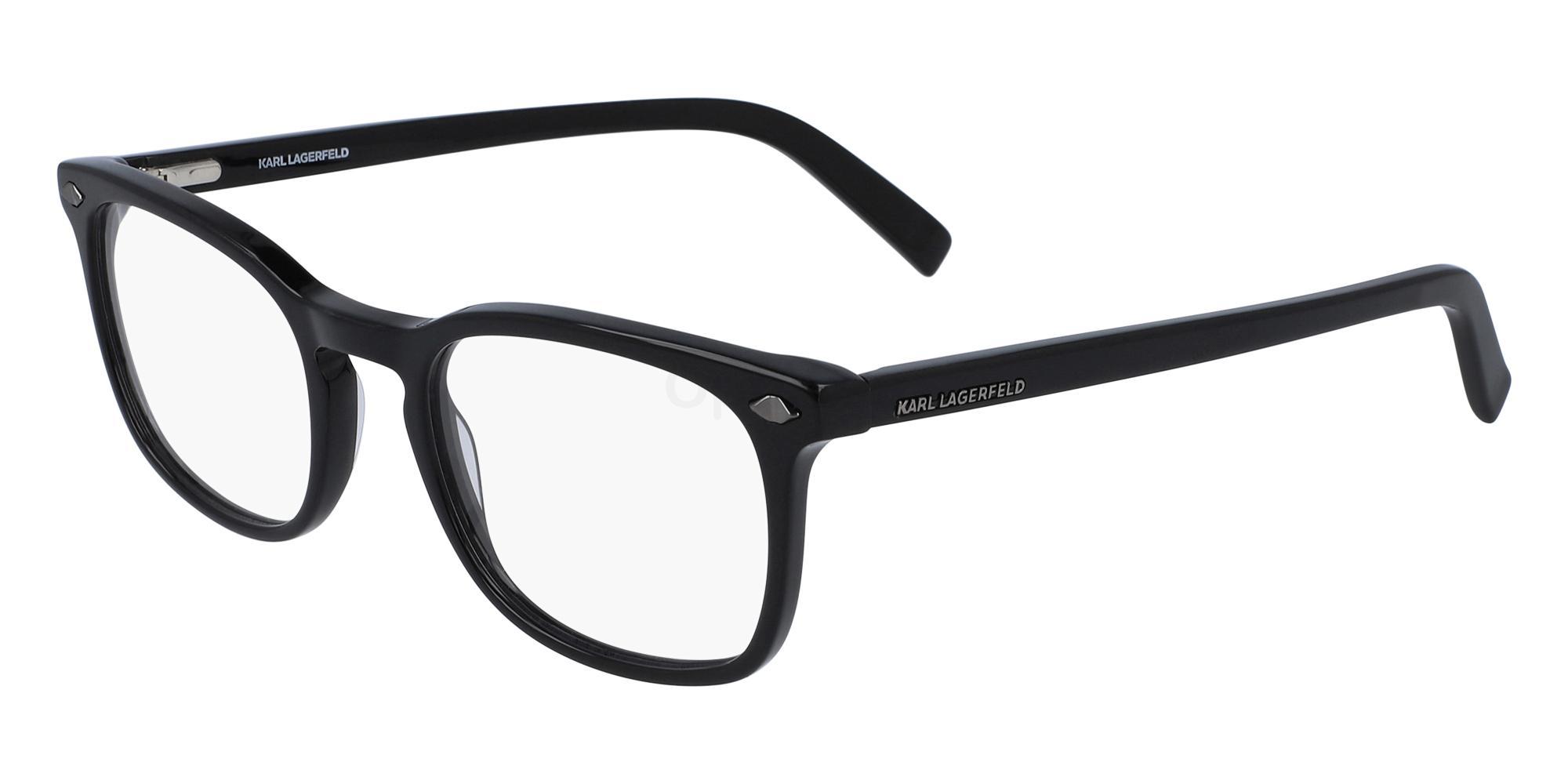 001 KL990 Glasses, Karl Lagerfeld