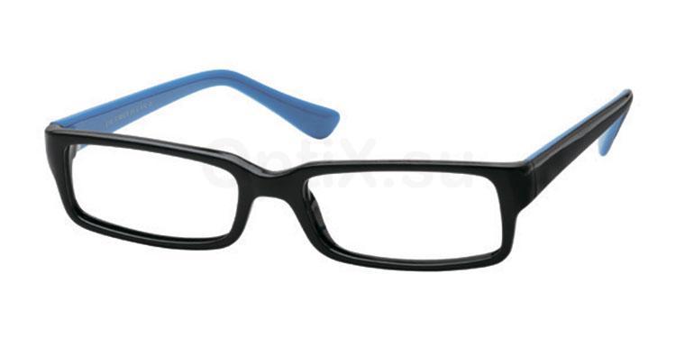 Black/Blue Eye Street 021 , Look Designs