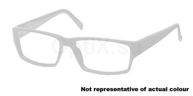 Dark Grey 21ST BASE Glasses, Look Designs