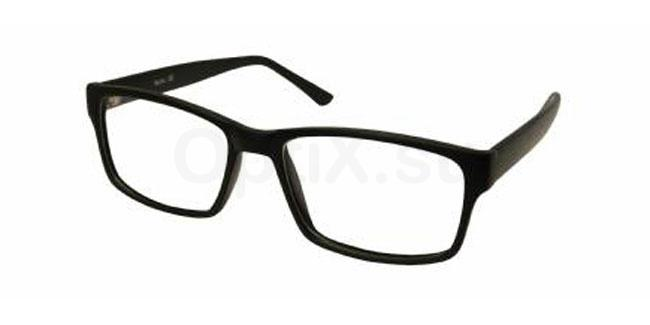 Black 3RD BASE Glasses, Look Designs