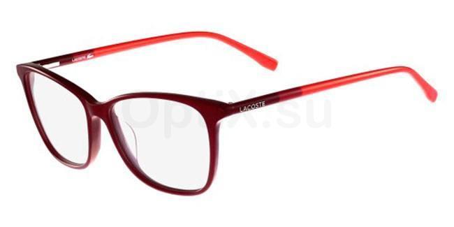 615 L2751 Glasses, Lacoste