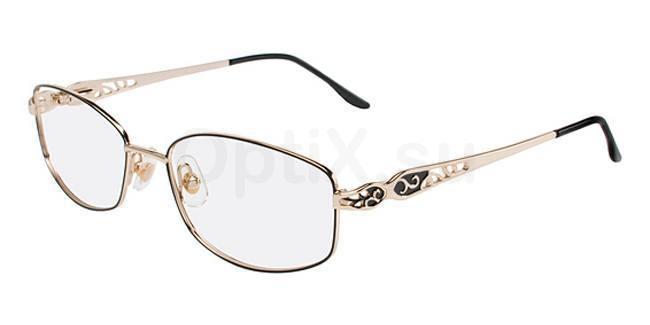 003 TJ135 Glasses, Tres Jolie