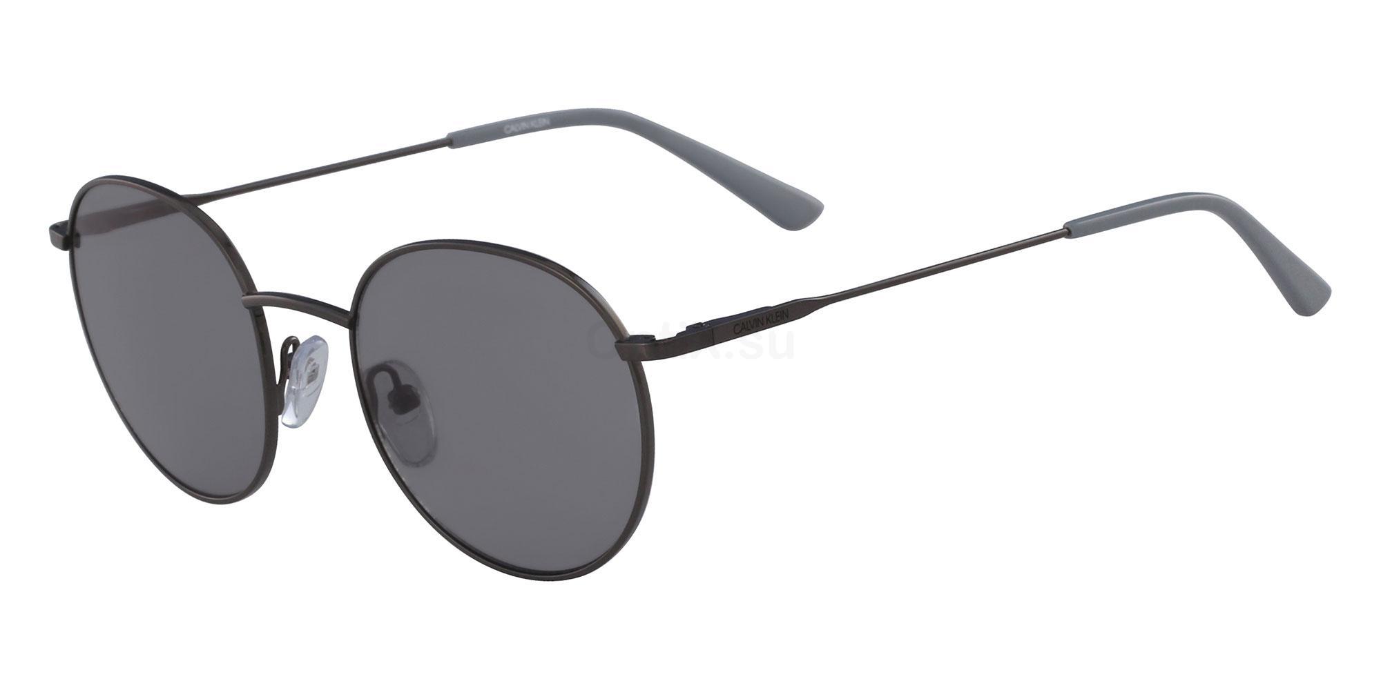 008 CK18104S Sunglasses, Calvin Klein