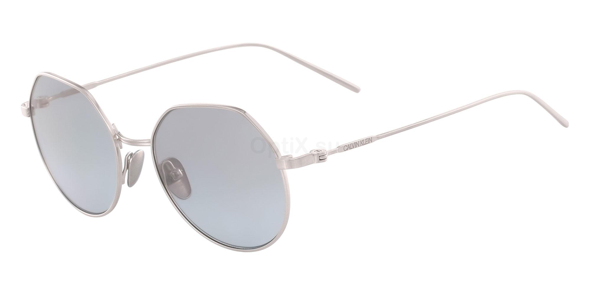 045 CK18111S Sunglasses, Calvin Klein