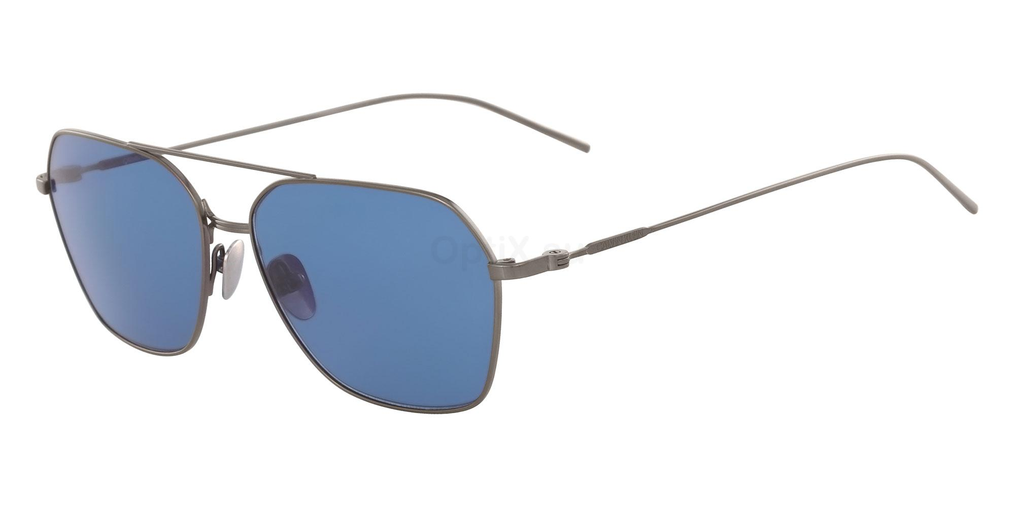 008 CK18112S Sunglasses, Calvin Klein