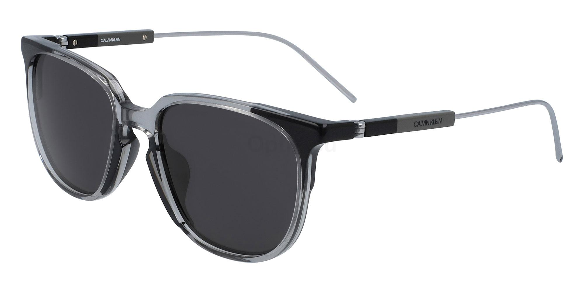 072 CK19700S Sunglasses, Calvin Klein