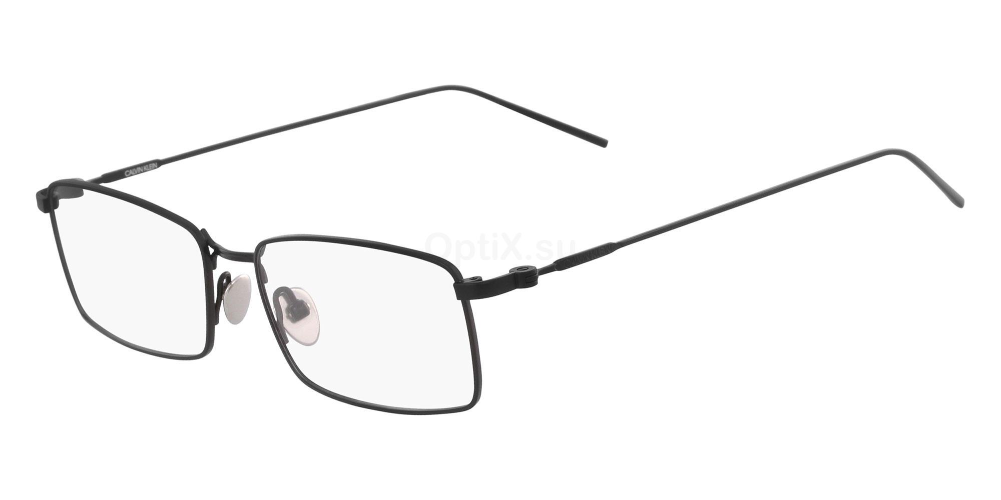 001 CK18119 Glasses, Calvin Klein