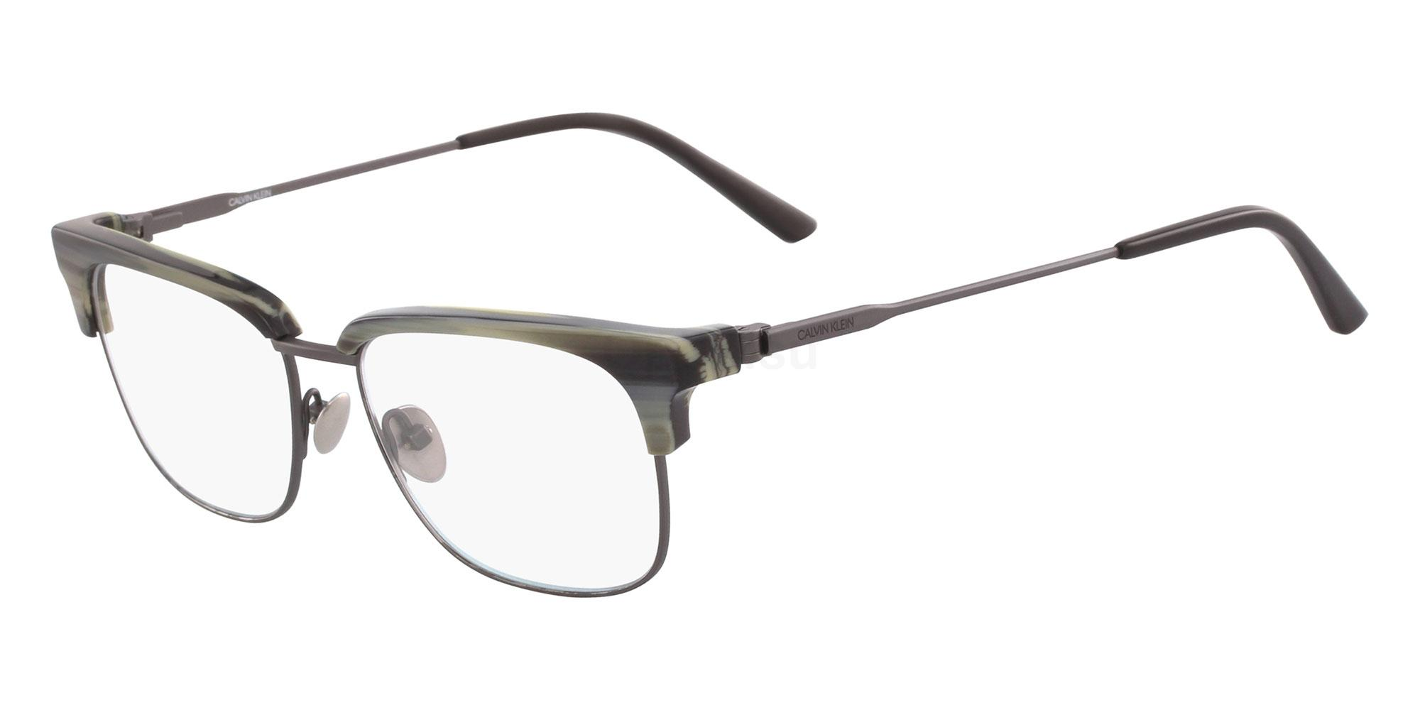 018 CK18124 Glasses, Calvin Klein