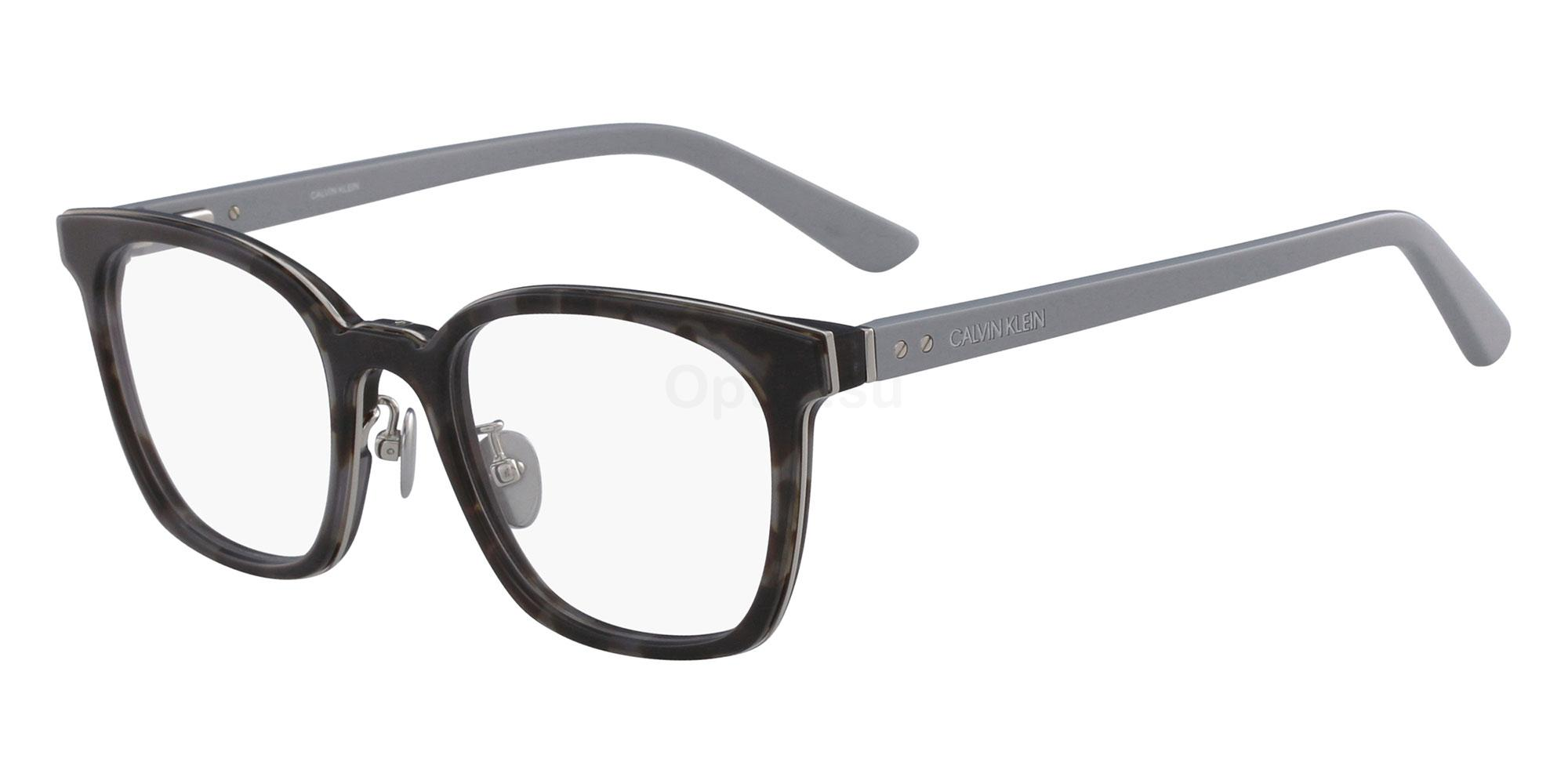 002 CK18512 Glasses, Calvin Klein