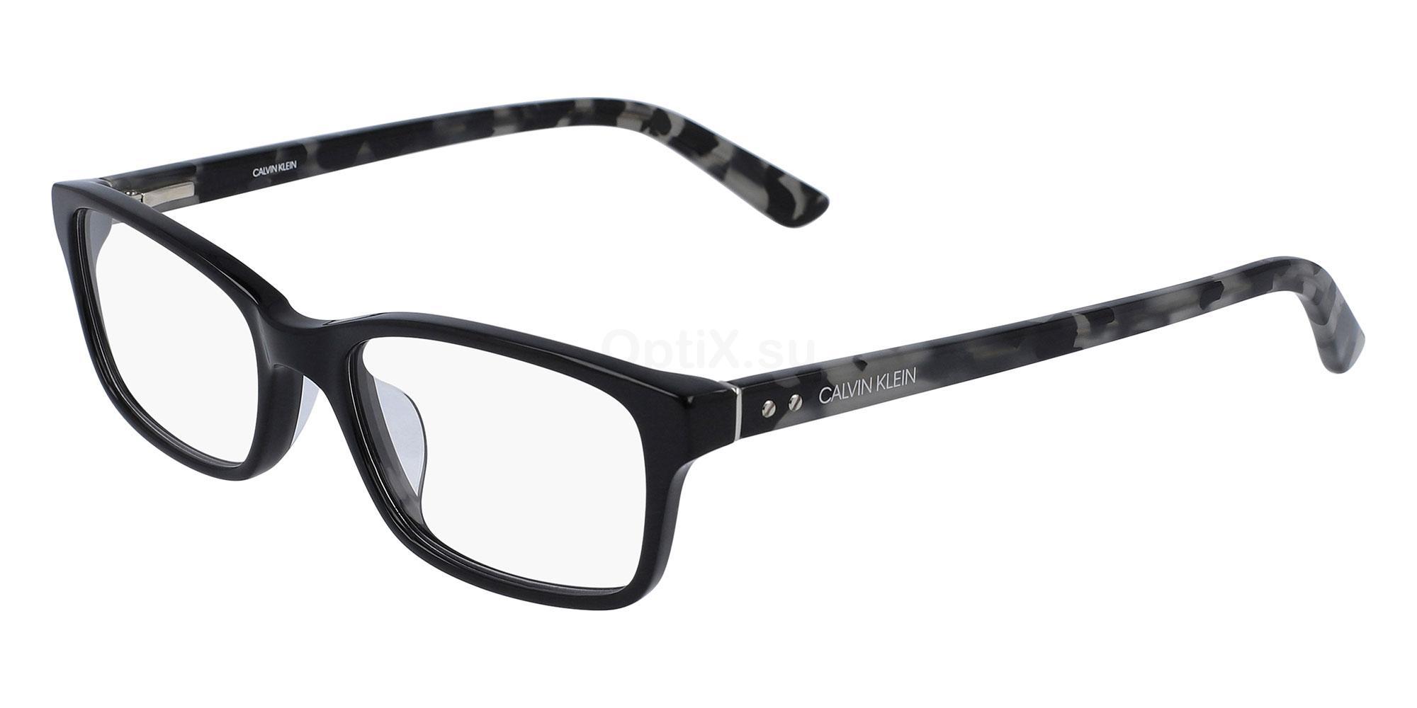 001 CK19518 Glasses, Calvin Klein