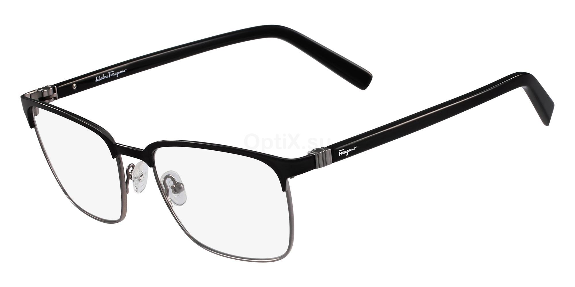 021 SF2523 Glasses, Salvatore Ferragamo