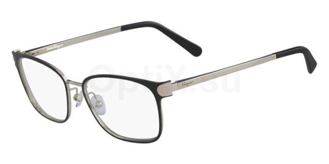 017 SF2159 Glasses, Salvatore Ferragamo