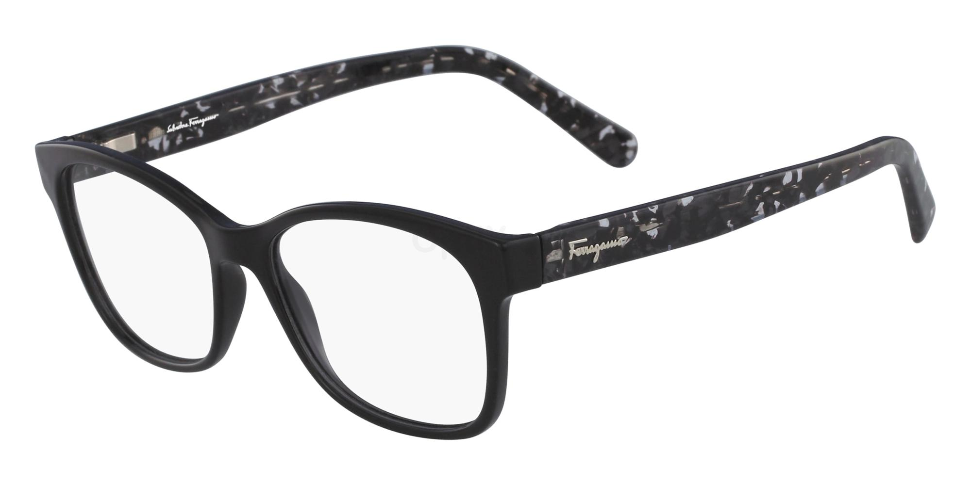 001 SF2797 Glasses, Salvatore Ferragamo
