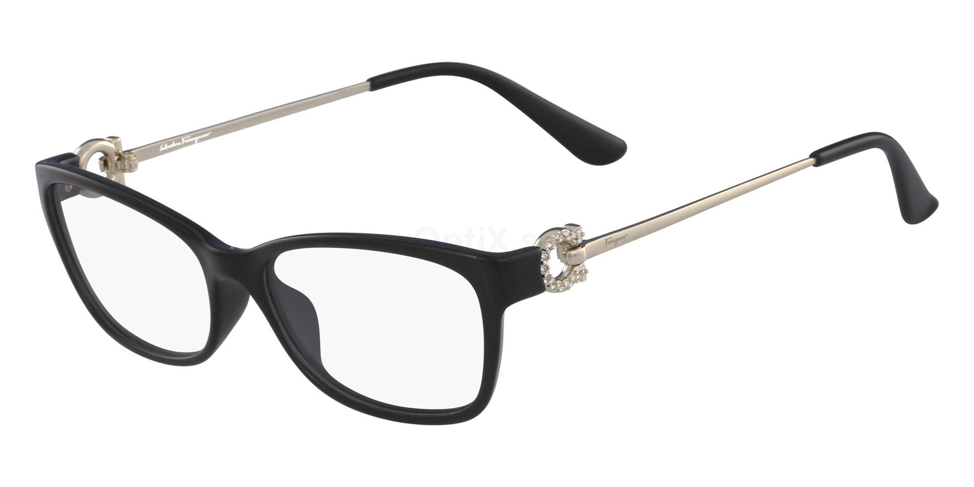 001 SF2799R Glasses, Salvatore Ferragamo