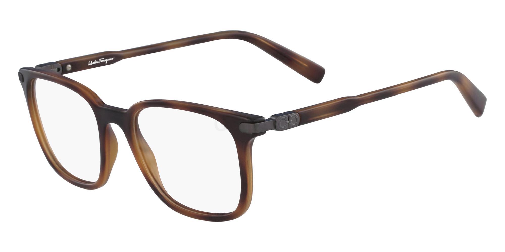 214 SF2800 Glasses, Salvatore Ferragamo